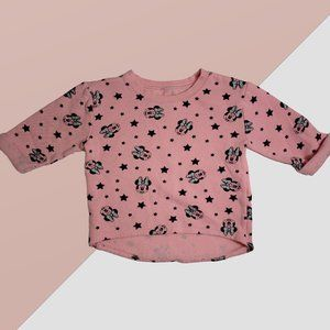 Pink Minnie Sweater